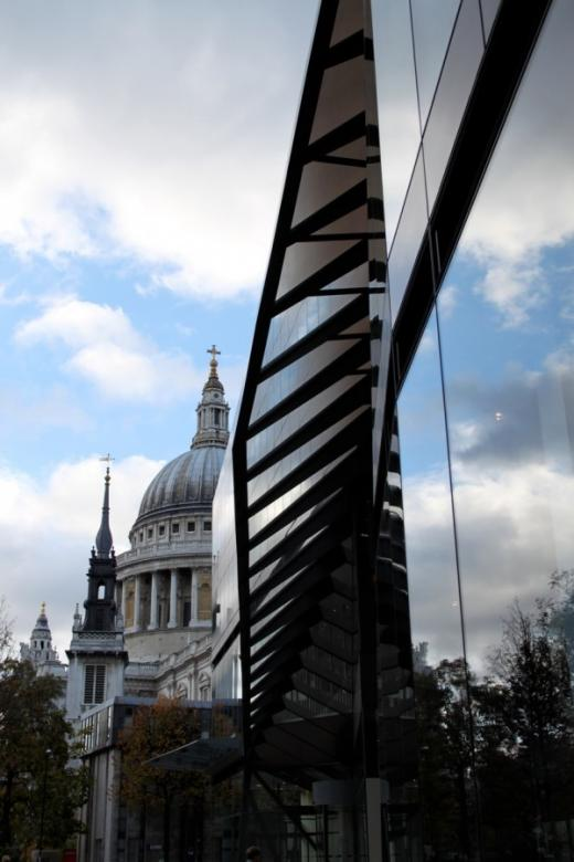 St Pauls and Canopy